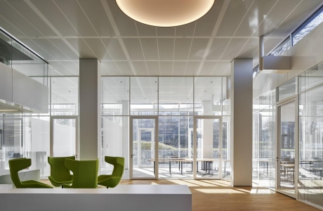 Biroul viu - schimbarea de care ai nevoie cu pereti modulari